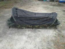 Catoma Adventure Shelters Pop-up Bed Net System Woodland Camo