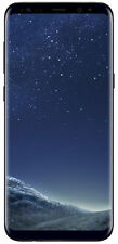 "Samsung Galaxy S8 Plus Midnight Black 64 GB Sbloccato 6.2"" 4 G LTE S8+"