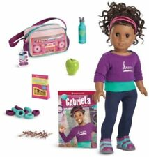 American Girl Doll Gabriela & Book with Accessories New In Box Gabriel GOTY 2017