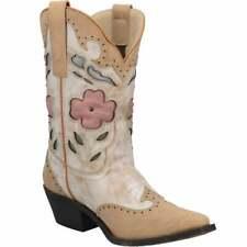 Laredo Bold & Beautiful Boots Casual   Boots - Beige - Womens