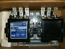 200 AMP 3PH 208/220 Volt TELEMECANIQUE MC-0-283-22 ONAN 307-2439 DUAL CONTACTOR