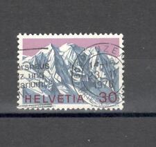 SVIZZERA CH 866 - 1970 ALPI - MAZZETTA  DI 5 - VEDI FOTO