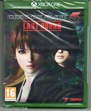 "Dead OR ALIVE 5 ULTIMO ROUND ""NUOVO & Sealed' * XBOX ONE (1) *"