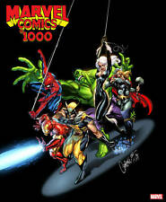 (2019) Marvel Comics #1000 J SCOTT CAMPBELL Variant Cover