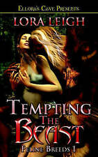 Tempting the Beast: Feline Breeds 1 by Lora Leigh (Paperback / softback, 2003)