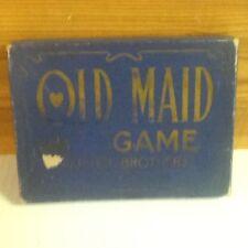 Vintage Old Maid Card Game Parker Brothers