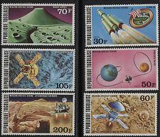 Conquista dello Spazio - Togo - Missione spaziale Viking - serie completa - MNH