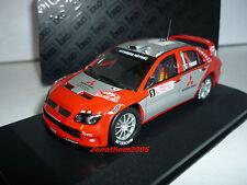OCCASION - IXO MITSUBISHI LANCER EVO VIII WRC #9 MONTE CARLO 2004 au 143°