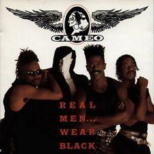 Cameo - Real Men … Wear Black NL 1990 LP Vinyl