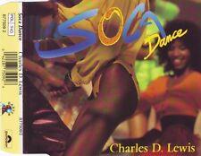 CHARLES D LEWIS - Soca dance 3TR CDM 1990 LATIN