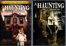 A HAUNTING COMPLETE SEASONS 1,2,3,4,5,6 & 7 DVD SET R1 NEW & SEALED! 1-7