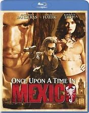 Once Upon a Time in Mexico - Blu-ray Region 1