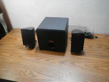 Computer Gaming Speakers Klipsch ProMedia 2.1 THX Wired