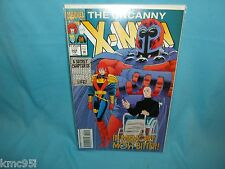 Uncanny X-Men #309 Comic by Marvel Comics Original Series Magneto F/VF