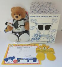 [LIMITED EDITION] One Direction OFFICIAL Build-A-Bear Plush Teddy + Certificate