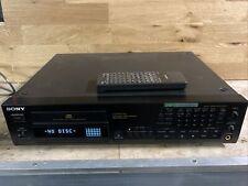Sony CDP-997 Compact Disc Player Baustein CD-Player Fernbedienung RM-D997 HiFi