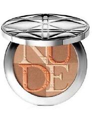 DIOR DIORSKIN NUDE SHIMMER ILLUMINATING POWDER 002 AMBER NEW