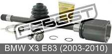 Inner Joint Right 24X44X27 For Bmw X3 E83 (2003-2010)