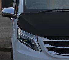Black Front Bonnet Bra / Protector To Fit Mercedes-Benz V-Class (2015+)