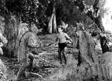 Sheffield Johnny Tarzan Y La Mujer Leopardo 1 A3 póster de la foto Imprimir