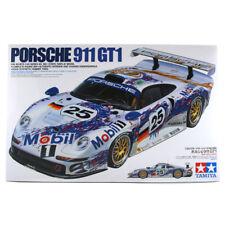 Tamiya Porsche 911 GT1 Model Set (Scale 1:24) 24186 NEW
