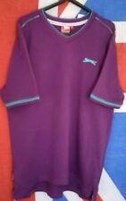 Slazenger female pink short sleeve medium T-shirt