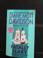 Fatally Flaky by Diane Mott Davidson A Goldy Schulz Mystery