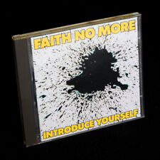 Faith No More ‎– Introduce Yourself (1987)‎ CD - Slash Records UK ‎– 828 051-2