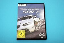 PC Computer Game - Need for Speed Shift - Complete IN Case Boxed