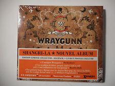 WRAYGUNN : SHANGRI LA (EDITION LIMITEE COLLECTOR) ♦ CD ALBUM NEUF PORT GRATUIT ♦