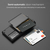 For Galaxy Note 20/ Ultra Case VRS® [Damda Glide Pro] Premium Card Wallet Cover