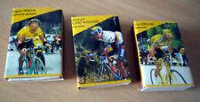 Cyclisme - Collection 3 Boîtes d'allumettes - Série Tour de France 1996