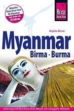REISEFÜHRER MYANMAR BIRMA 2015/16 REISE KNOW HOW ORIGINALPREIS 25,50€ UNGELESEN