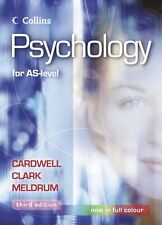 Psychology - Psychology for AS Level By Mike Cardwell, Liz Clark, Claire Meldru