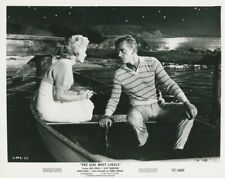 KEITH ANDES  JANE POWELL THE GIRL MOST LIKELY 1958 VINTAGE PHOTO ORIGINAL #1
