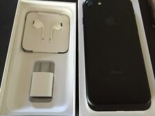 NEW iPhone 7 32GB Black UNLOCKED Straight Talk VERIZON TMobile CRICKET ATT