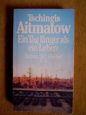 """""""Ein Tag länger als ein Leben"""" von Tschingis Aitmatow"""