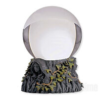 MAIDEN MOTHER CRONE HOLDER WITH 11CM CRYSTAL BALL HEALING WICCA PAGAN HALLOWEEN