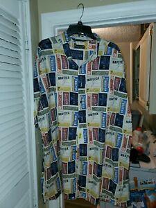 Nautica Brand new w/ tags casual swim shirt top xxl