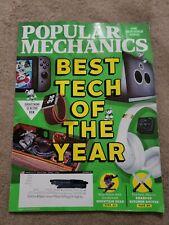 Popular Mechanics Magazine December 2017
