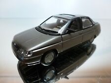 MADE IN RUSSIA LADA 110 - ANTHRACITE 1:43 - VERY GOOD CONDITION - 1