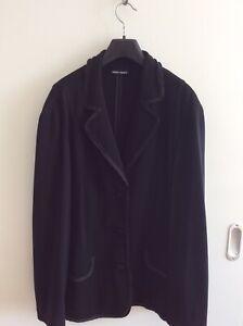 Gerry Weber Jacke Blaser Jacket schwarz Gr.46 elegant und festlich Neuwertig