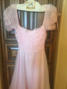 80s Party Dress  Hot Pink Dress  Short Colorful Dress  Sleeveless Tank Dress  Vintage Striped Dress  Abstract Dress  Size 6