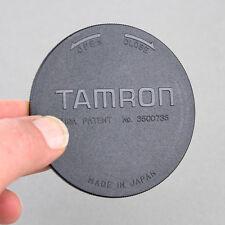 Tamron Adaptall - 2 tappo anteriore per 1.4X/2X SP tele-convertitori (01 F/140 F/200 F)