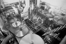 726001 Engine Room Of Steam Yacht Conqueror 1938 A4 Photo Print