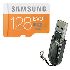 SAMSUNG 128GB Class10 UHS-1 Micro SD Micro SDXC MicroSDXC Card 48MB/s EVO + R2