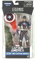 MARVEL Legends Series SECRET WAR Captain America Build Abomination NEW