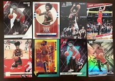 NBA Panini Chronicles 2020 - Coby White Rookie Lot - Homtown Prizm/Flux Green