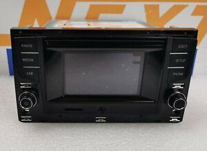 VW Touran 5T Golf 7 VII Sportsvan Radio Composition Touch DAB+ 510035869 C  NEU