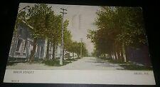 1913 Birch Street Digby NS Nova Scotia Postcard